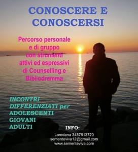 CONOSCERE E CONOSCERSI